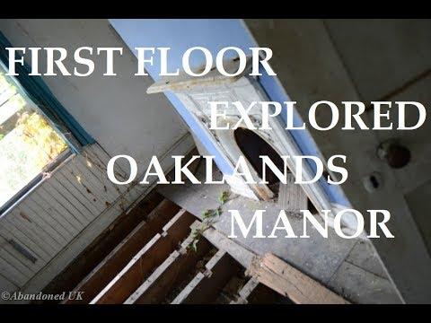 Urbex ~ First Floor Explored (Oaklands)