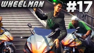 Wheelman - Mission #17 - Recover the Documents