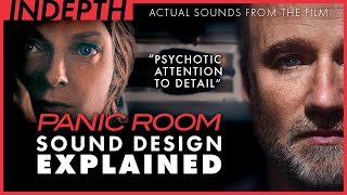 David Fincher's Panic Room sound design explained by Ren Klyce