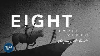 """Cover images """"Eight"""" (Lyric Video)   Sleeping At Last"""