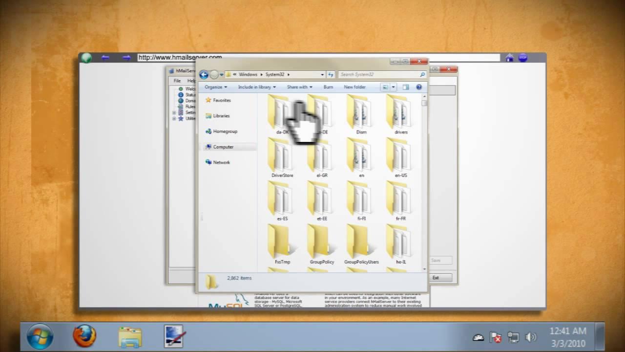 How To Make An E-mail Server