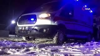 Kara batan ambulansa umke yardımı
