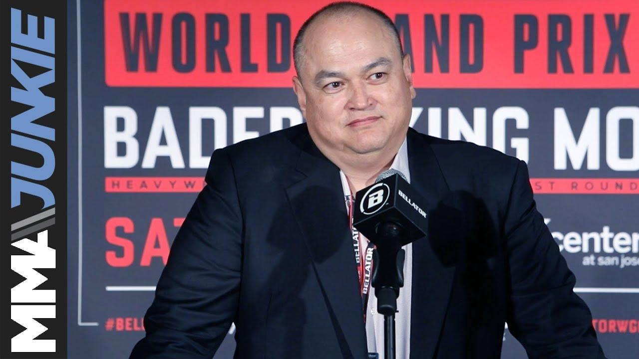 MMA News: Scott Coker considers AJ McKee the best MMA fighter in the world