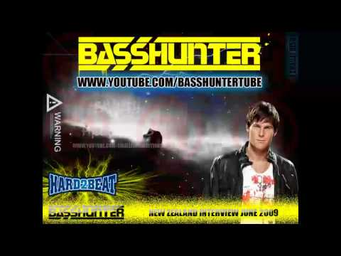 Basshunter New Zealand Interview Part 1