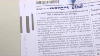 CHROMOS GABARITO ENEM 2015 - Paulo - Espanhol - Questão 95 - Prova   Amarela