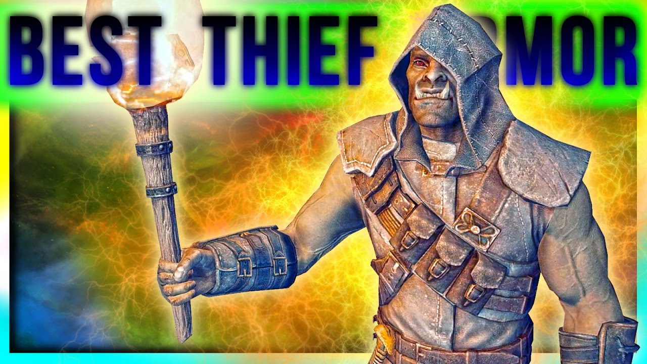 bfe1300ec7f3 Skyrim Special Edition Best Light Armor Location at LEVEL ONE (Thief Build  – Black Guard Unique Set)