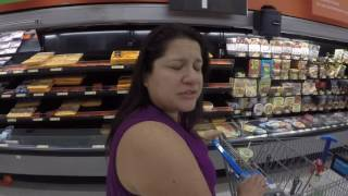 Walmart Shopping - Crystal Pepsi