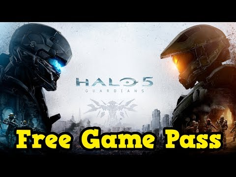 Xbox Games Pass - FREE GAME - Halo 5 Multiplayer