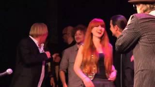 Udo Lindenberg Unplugged 2013 und besoffener Ben Becker ! Mein Ding / Gegen den Wind