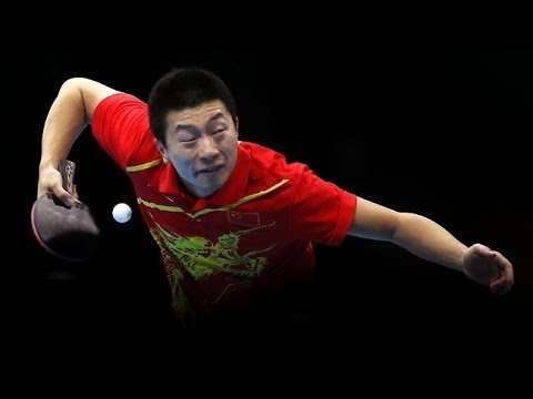 2012 Men's World Cup Final: Ma Long v Timo Boll