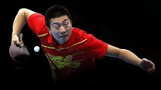 2012 Men's World Cup Final: Ma Long v Ti...