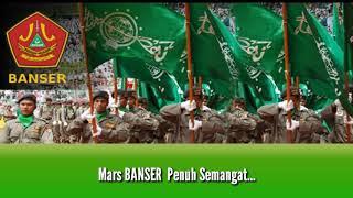 Mars Banser Lagu dan Lirik Lagu Mars NU dan Banom