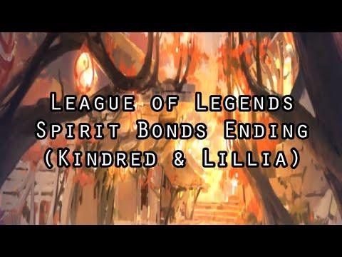 League of Legends | Spirit Bonds Ending (Kindred & Lillia)