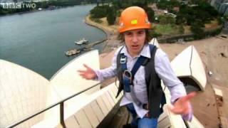 Sydney Opera House is like an orange peel - Richard Hammond