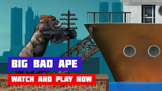 Big Bad Ape · Game · Gameplay