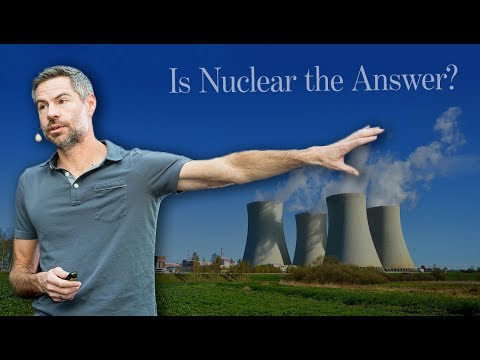 This Environmentalist Says Only Nuclear Power Can Save Us Now