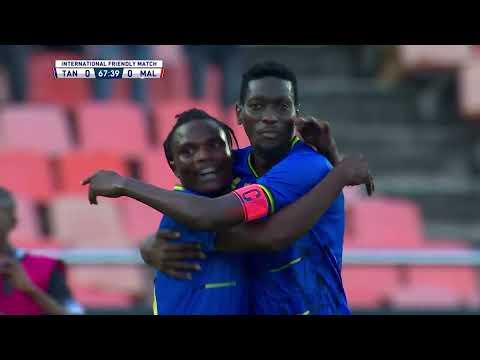Highlights | Tanzania vs Malawi  (2-0) | Mechi ya Kirafiki 1