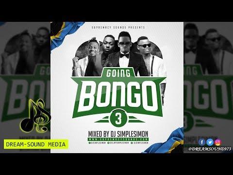 DJ Simplesimon - Going Bongo Vol. 3 (Afro Hits, Afro Pop, Afro Beat Mixtape 2017)
