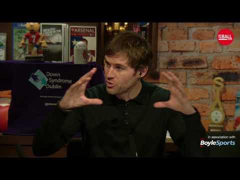 Kevin Kilbane's Top 10 Stadiums Part 1