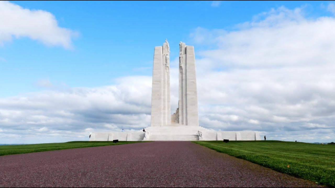 Vimy Ridge The Canadian National Memorial Youtube