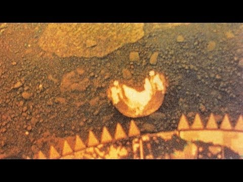 When the Soviets Photographed the Surface of Venus - It Happened in Space #9
