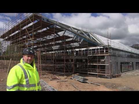 Broomlands Primary School - progress update May 2017
