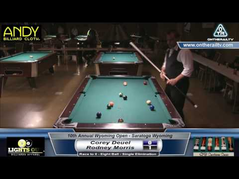 Corey Deuel vs Rodney Morris - 2017 Wyoming Open