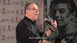 Kuras vi, Amanda – Miguel Fernández – Esperanto