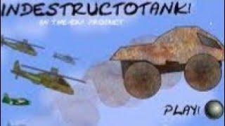 ₣lash ₲ames ϴ Indestructo Tank