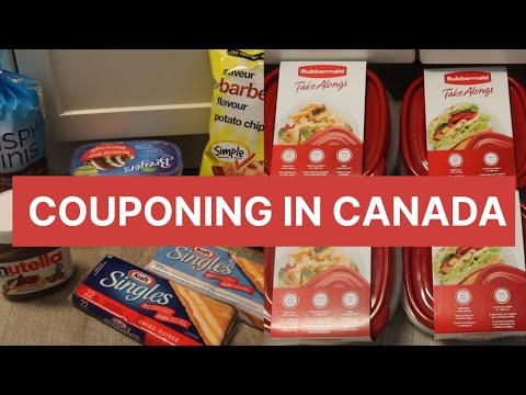 COUPONING IN CANADA | REAL CANADIAN SUPERSTORE GROCERY HAUL | EARN PC OPTIMUM POINTS (vlog#60)
