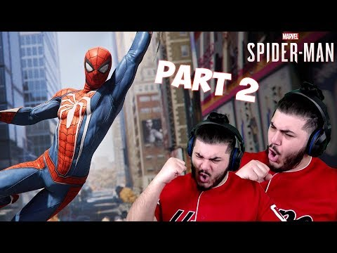 SPIDEY LOOKIN LIL SPICY!! - Spider Man PS4 Part 2