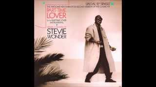 Stevie Wonder - Part Time Lover (12