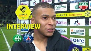 Reaction: AS Saint-Etienne - Paris Saint-Germain (0-1) / 2018-19