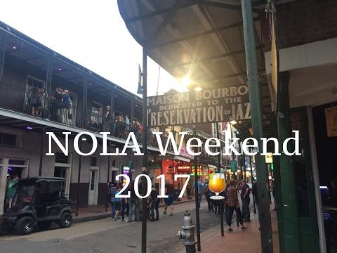 NOLA Bachelorette Weekend [2017]