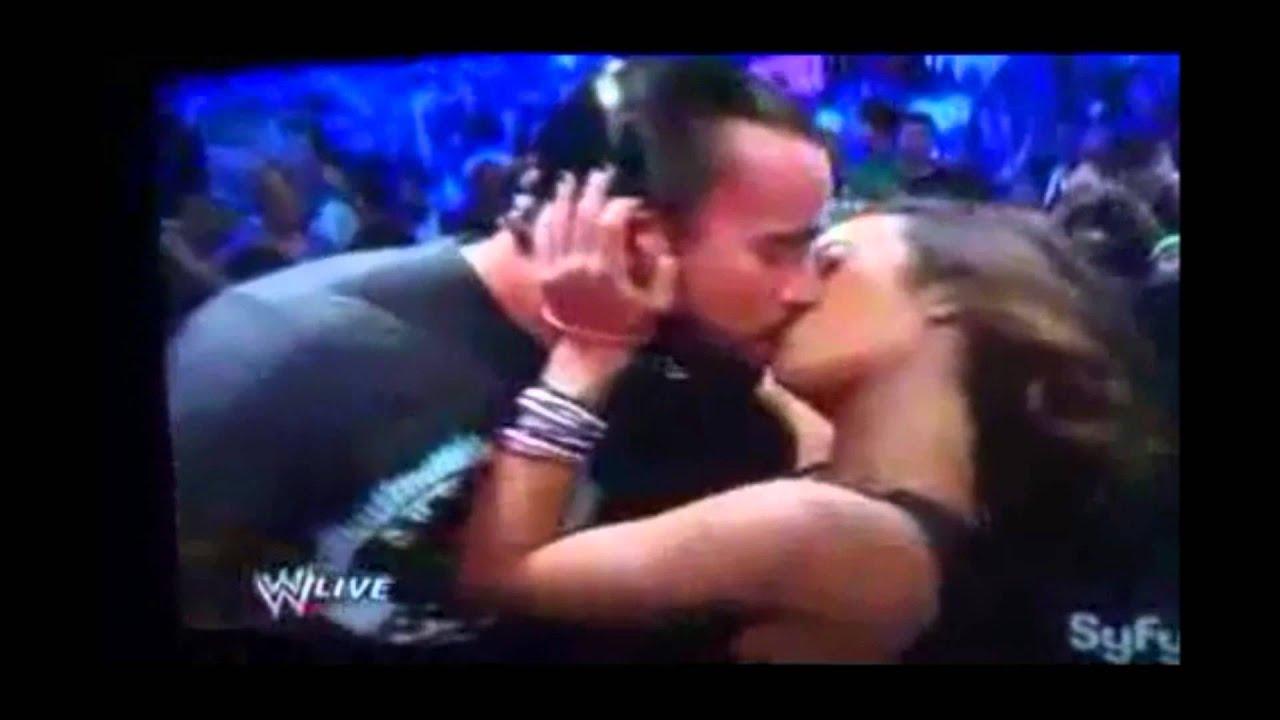 WWE Kisses For Valentines Day Longer YouTube
