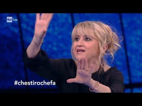 Luciana Littizzetto lancia #chestirochefa - Che tempo che fa 15/04/2018