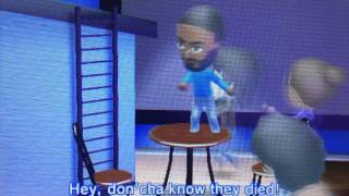 Tomodachi Life - Walkers Ruin Everything