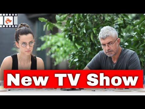 Özcan Deniz and İrem Helvacıoğlu in the new series