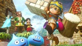 "Dragon Quest Builders 100% Walkthrough Part 1-Chapter. 1 -""Cantlin Conqueror"" (All Challenges)"