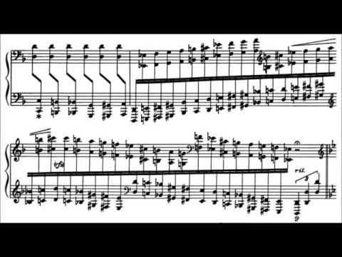 Liszt-Transcendental Étude (S.139) no.04 (Mazeppa)