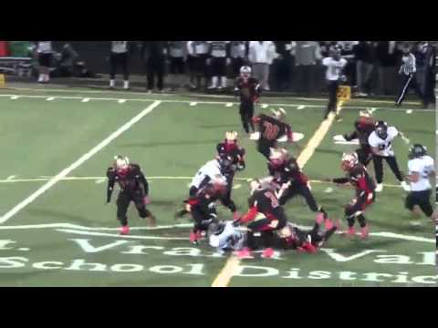 Spencer Urban football highlights  2012 Senior Season QB #7 Roosevelt High School Johnstown CO