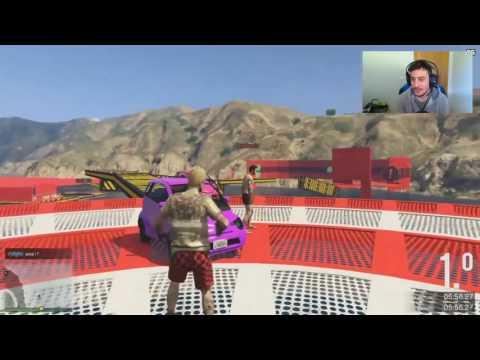 Mejores momentos Fargan y Braxxter GTA V Mayo- LAAC