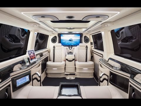 Mercedes Benz Sprinter >> New facelift vw t6 by KLASSEN ® - YouTube