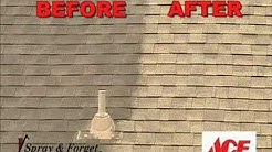 DIY - Roof Cleaning