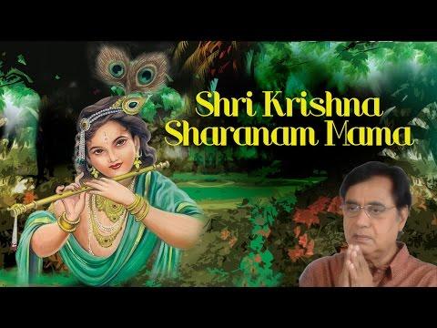 Shri Krishna Sharanam Mamah | Jagjit Singh | Krishna Mantra | Times Music Spiritual
