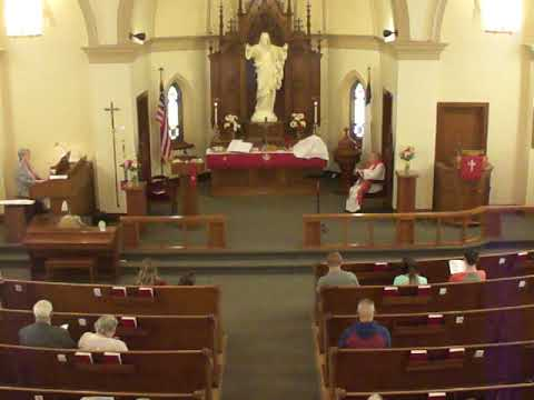 St Peters Lutheran Church Rockwell IA 052018 Part 2