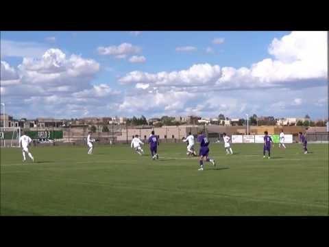 Steven Espinoza Soccer Highlights 2016 Manzano High School