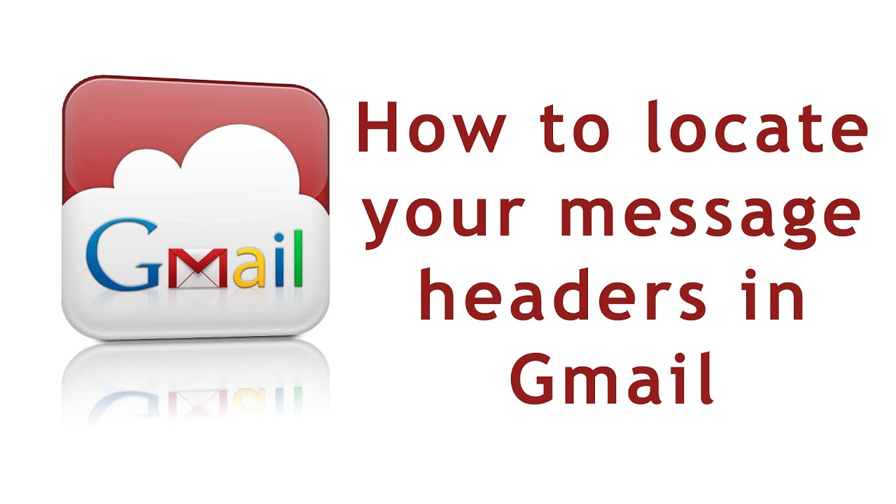how to add header to gmail emails