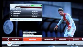 Update How to Update Squads   FIFA 12