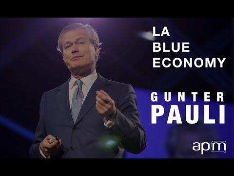 Gunter Pauli - L'économie bleue #convapm17